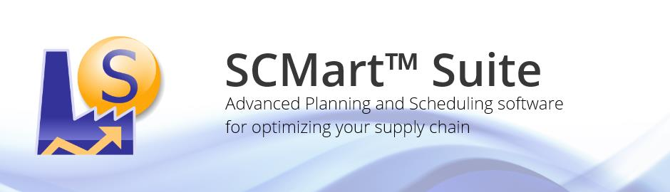 SCMart Suite is a Planning and Scheduling Software